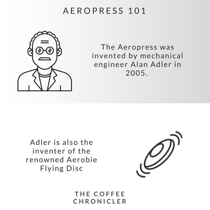 The Ultimate Guide To The Aeropress Every Trick In The Book