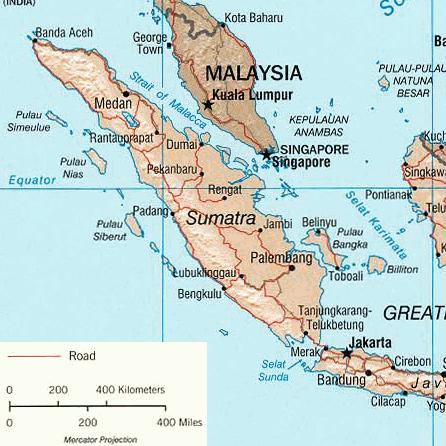 sumatra island coffee