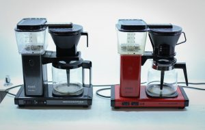 Moccamaster drip coffee makers