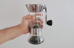 handgrounds precision coffee grinder