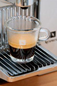 Nespresso shot