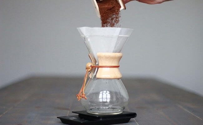 coffee drip scale