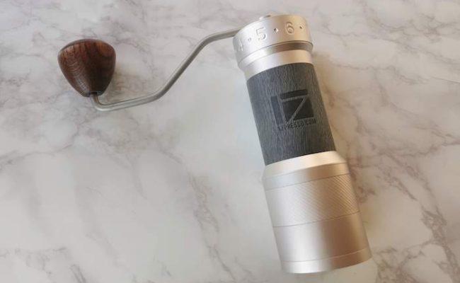 K Plus 1zpresso grinder