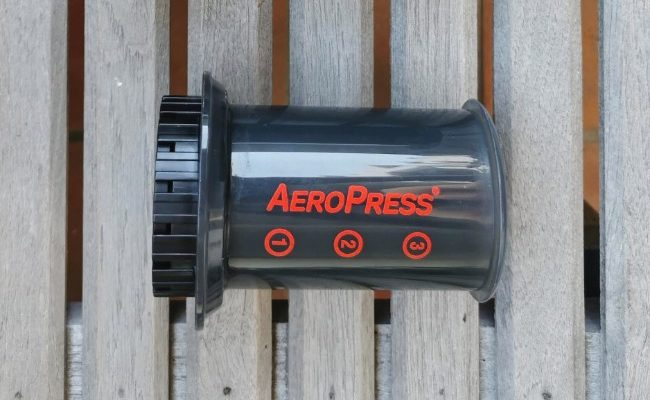 Aeropress Go hands on review