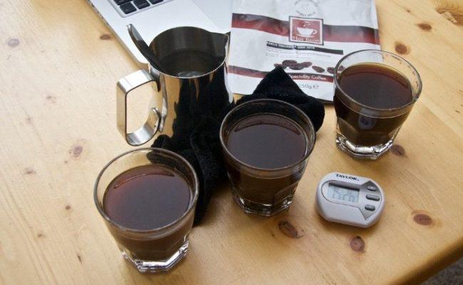 craft coffee