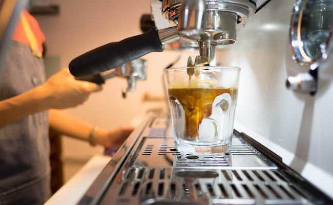espresso shots on ice