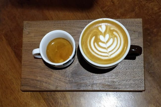 latte art taiwan
