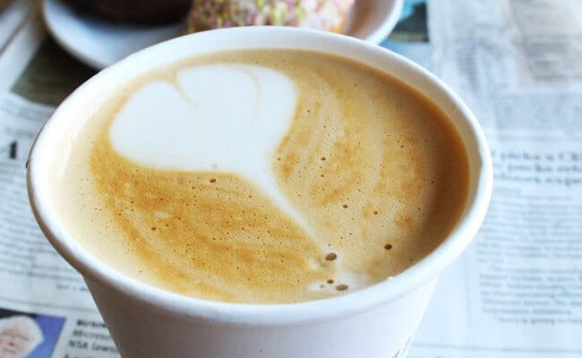 How to make chai latte with milk frother